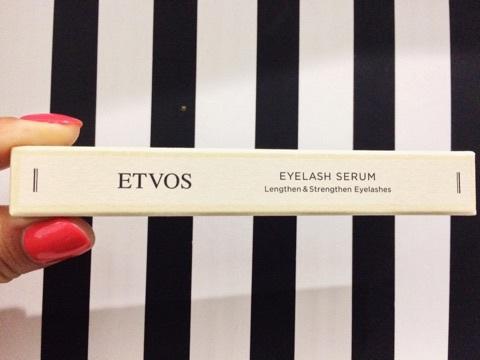 ETVOSのまつげ美容液