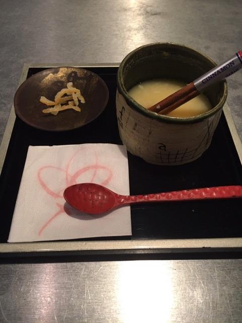 金沢茶屋街の甘酒